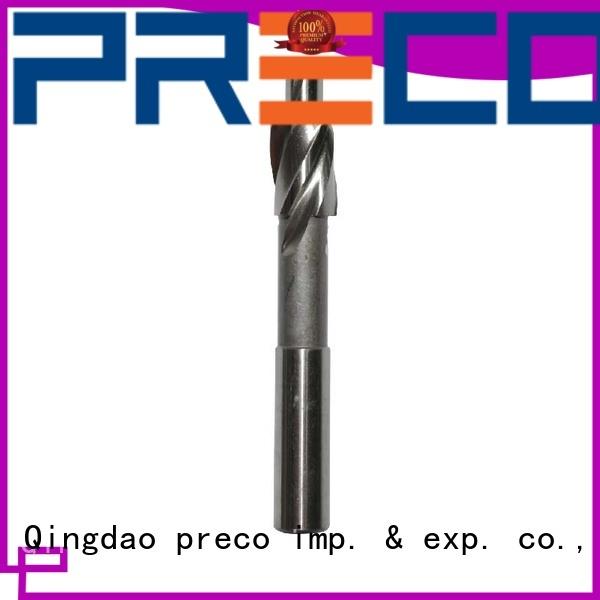 PRECO custom counterbore definition company for machine