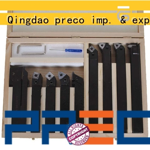 PRECO lathe indexable lathe tools online for wood turing