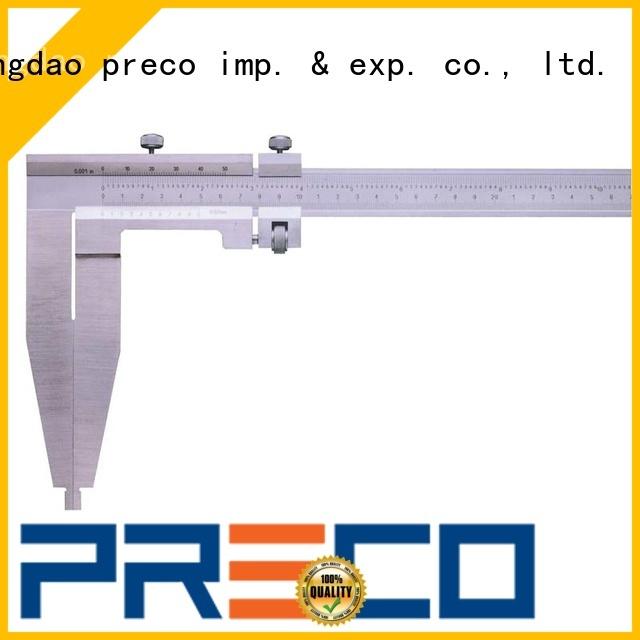 PRECO low cost depth vernier caliper purchase online for depth measurements