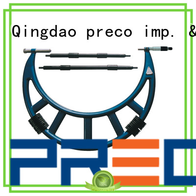 PRECO gauge outside micrometer set for business for Measurement Tool