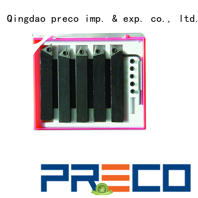 PRECO carbide lathe tools top brand for wood turing