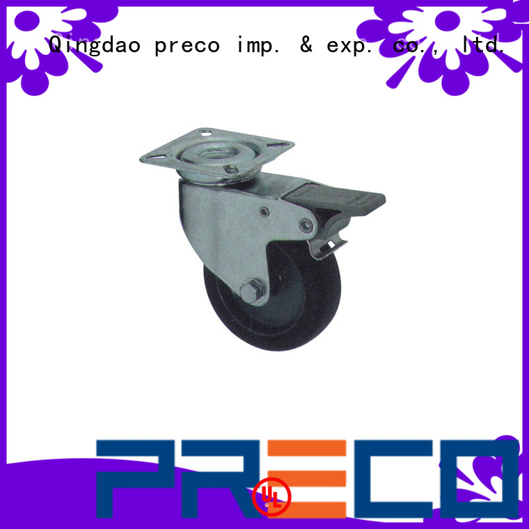 PRECO latest heavy duty trolley wheels China Factory for Scaffold