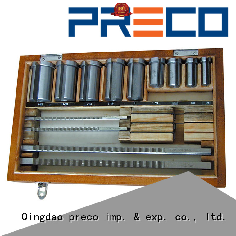 PRECO high-quality broach set manufacturer For Furniture Wheels