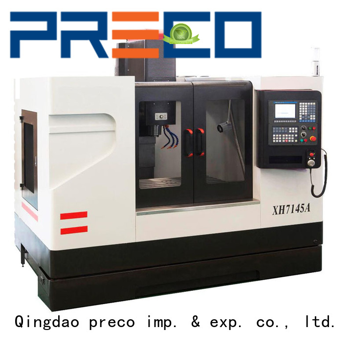 PRECO machining cnc lathe machine suppliers for automotive industry