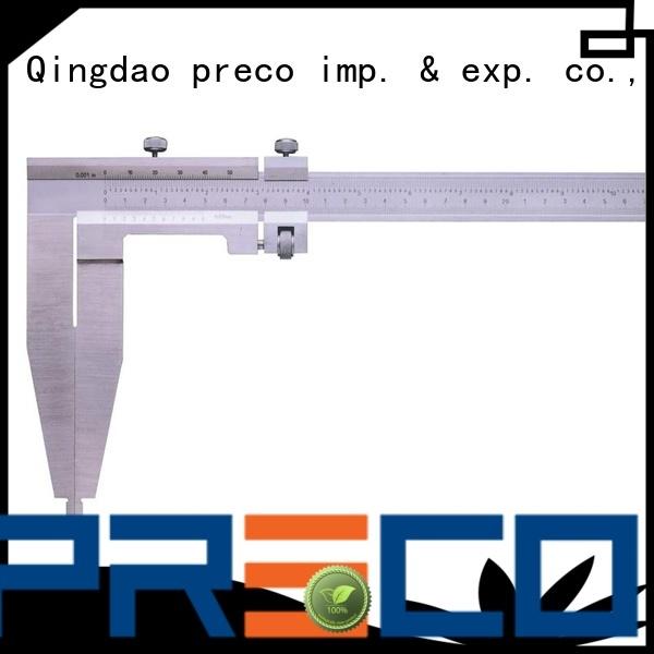 PRECO heavy vernier tool custom made for car