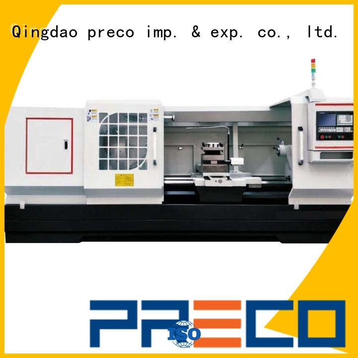 PRECO hot-sale vertical cnc milling machine for automotive industry