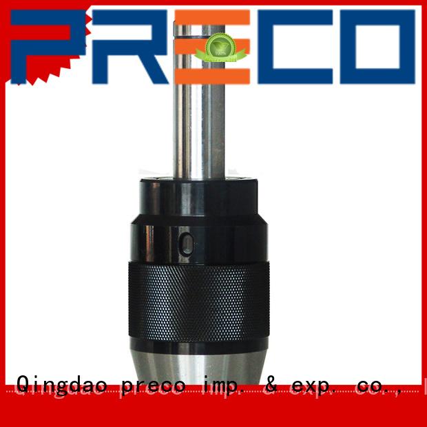 PRECO trustworthy drill chuck arbor suppliers press for machine