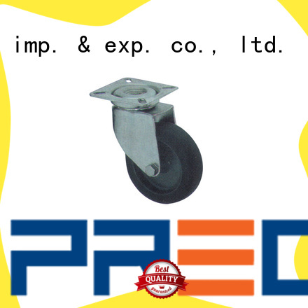 PRECO wheels steel swivel casters factory for Scaffold