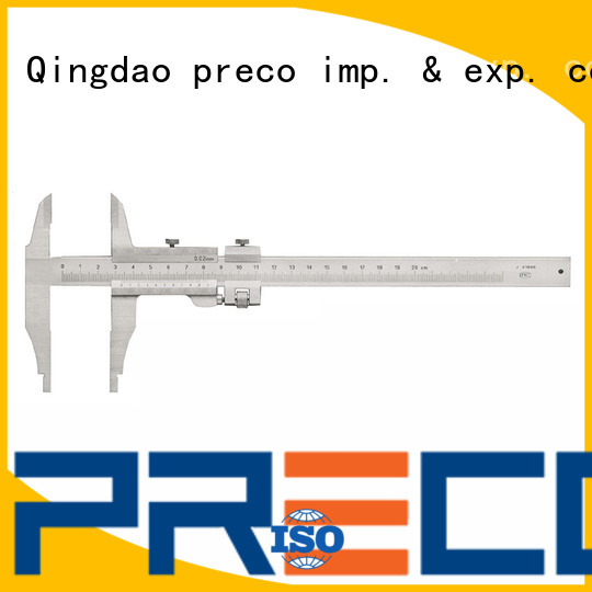 PRECO vernier calipers factory for depth measurements