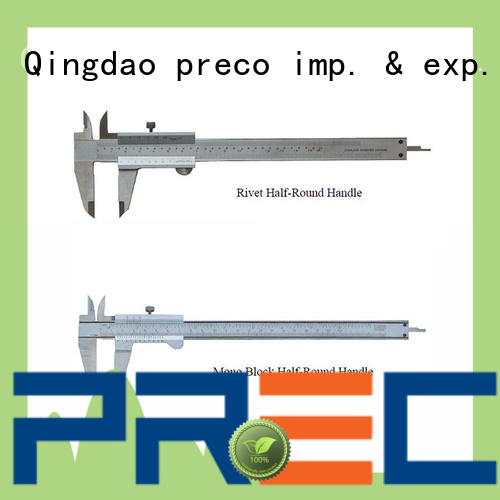 PRECO iii vernier measuring tool custom made for outside