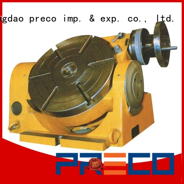 custom vertical rotary table inclineable simple for water drill