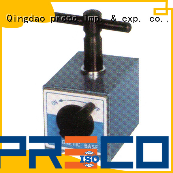 PRECO hot recommended magnetic base quick transaction for dial indicators
