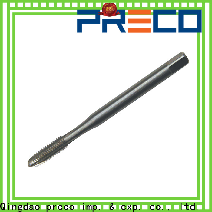 PRECO high-quality taper tap manufacturers for factory
