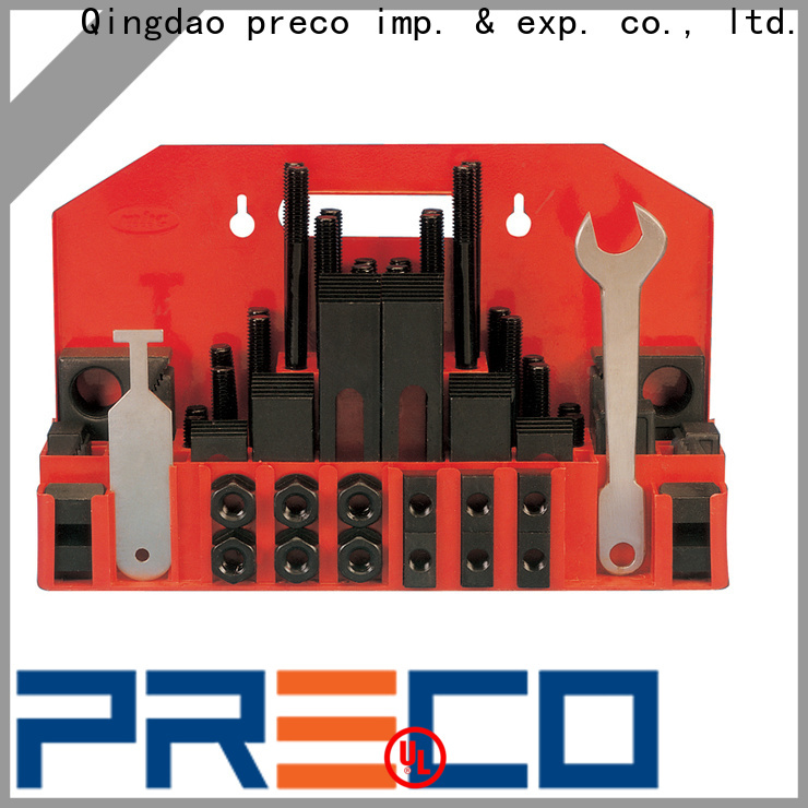 PRECO clamping clamp kits online for factory
