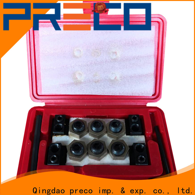PRECO custom t slot clamping kit online for factory