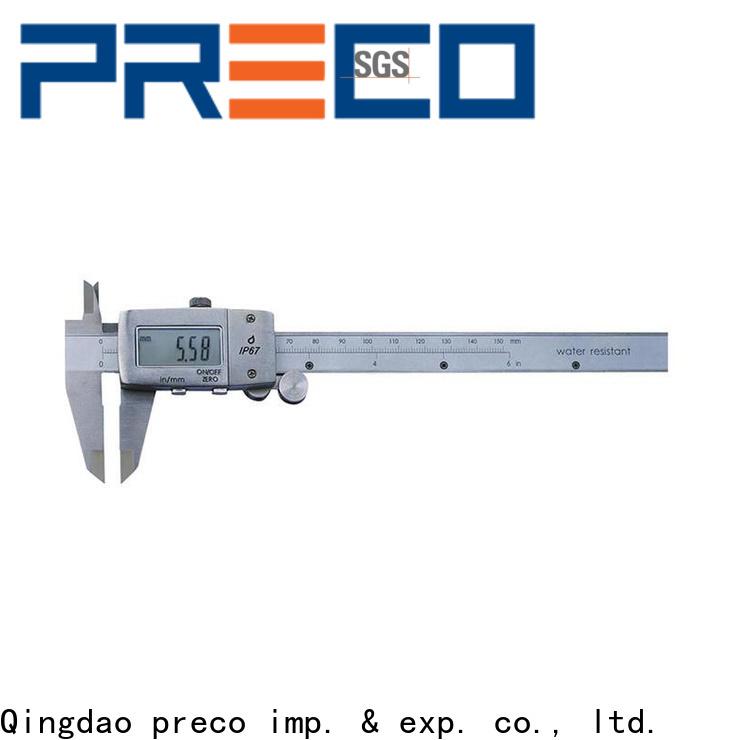 PRECO wholesale digital vernier for workshop
