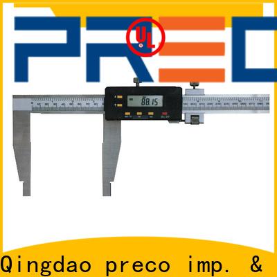 PRECO vernier measuring instruments factory for workshop