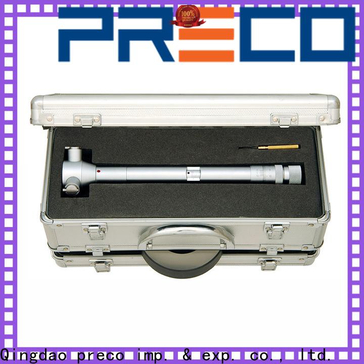 PRECO micrometer gauge suppliers engineering