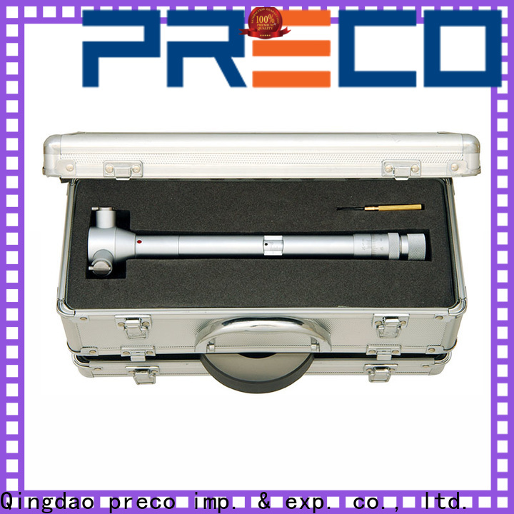 PRECO micrometer gauge suppliers engineering