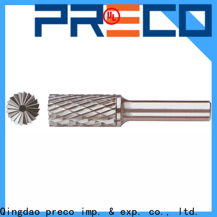 PRECO top carbide burrs for sale inquire now for cutting metal