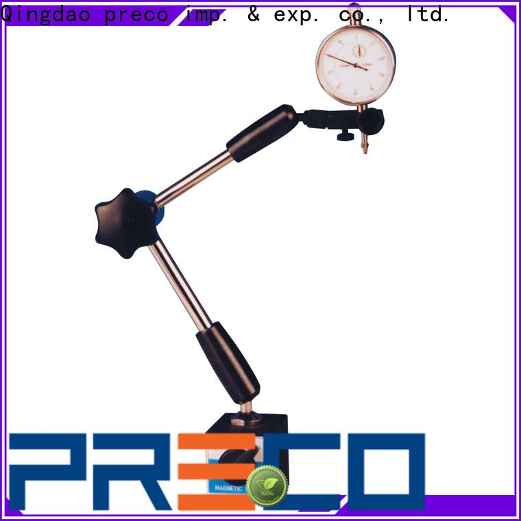 PRECO hose magnetic base holder for business for dial test indicators
