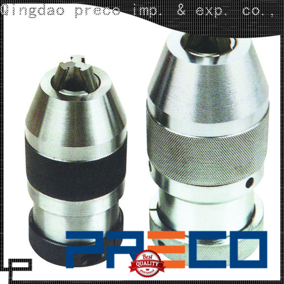 PRECO high-quality keyless drill chucks manufacturer for lathe