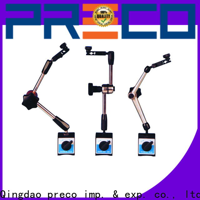 PRECO hot recommended dial indicator stand factory for dial test indicators