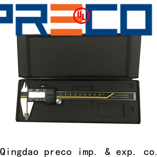 PRECO vernier electronic digital calipers suppliers for warehouse