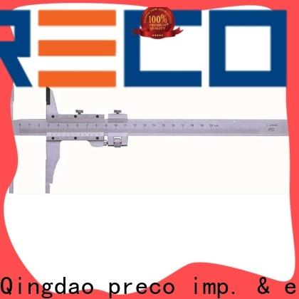 PRECO heavy vernier calipers for outside