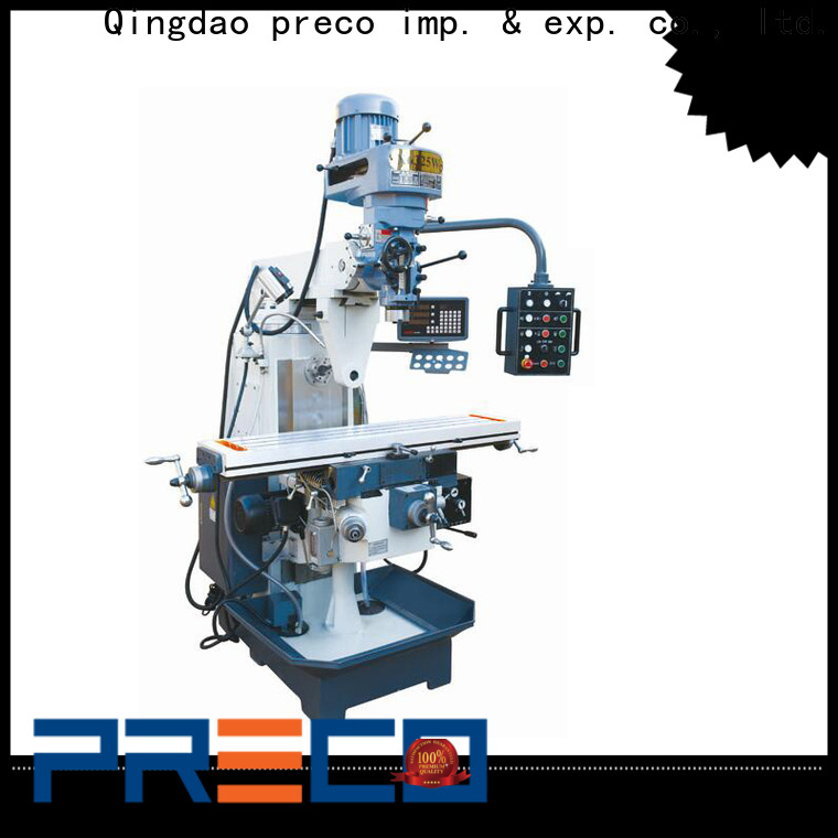 high-quality cnc milling machine turret inquire now for factory