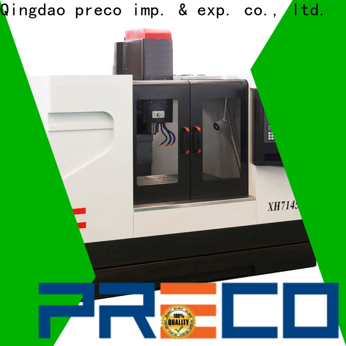 PRECO machine cnc mill factory for automotive industry