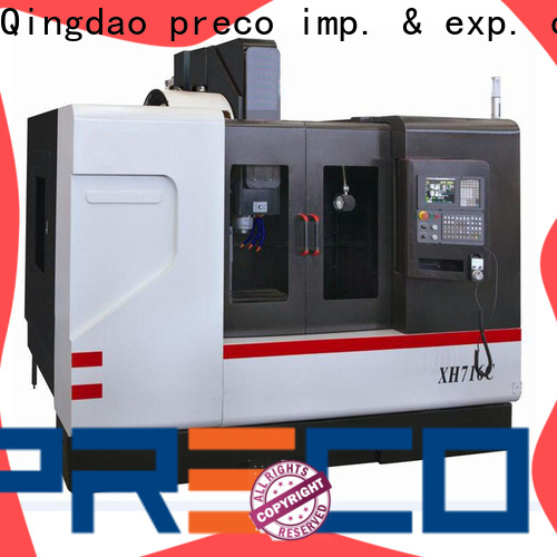 PRECO vertical vertical cnc machine purchase online for automotive industry