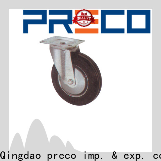 safety pneumatic caster wheels body supply for Scaffold