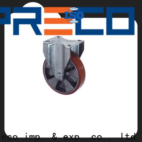 PRECO rigid heavy duty wheels factory for Scaffold