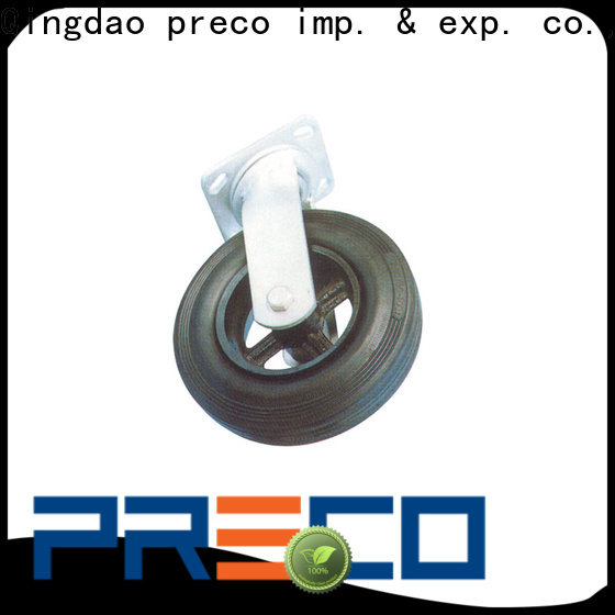 new steel caster wheels wheels manufacturers For Furniture Wheels