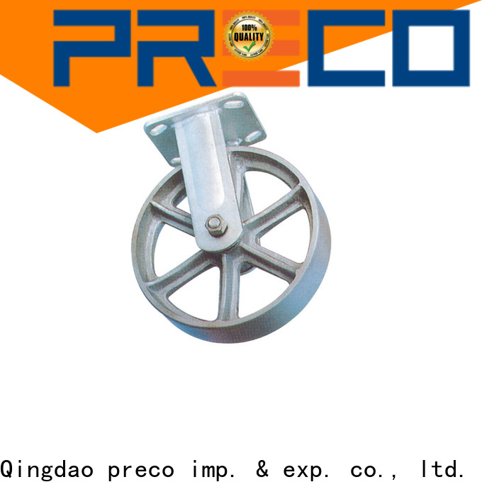 PRECO high-quality swivel caster wheels For Hospital