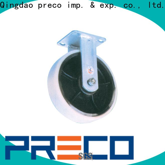 PRECO casters heavy duty caster wheels manufacturer For Hospital