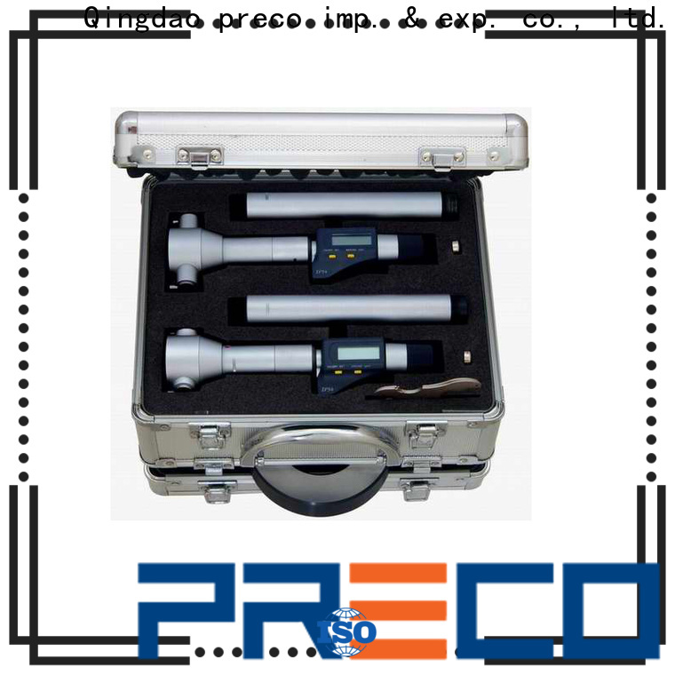 PRECO new bore micrometer manufacturers for factory