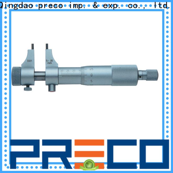 PRECO basic insize micrometer company for mechanical
