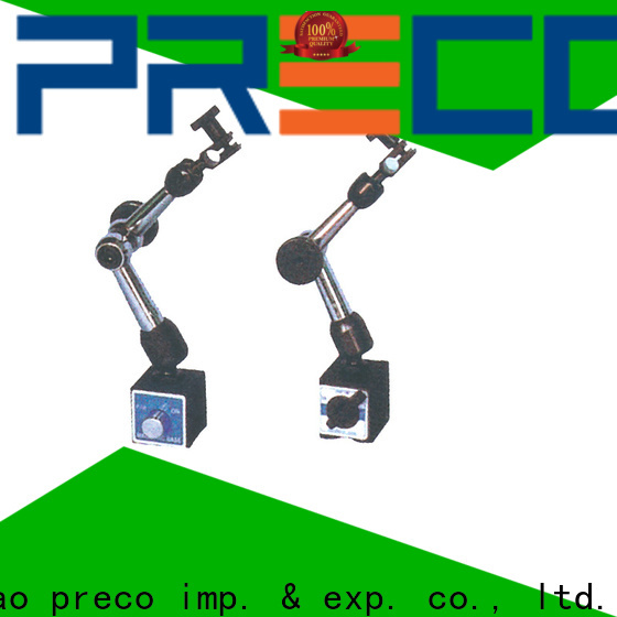 PRECO operation magnetic base holder quick transaction for dial test indicators