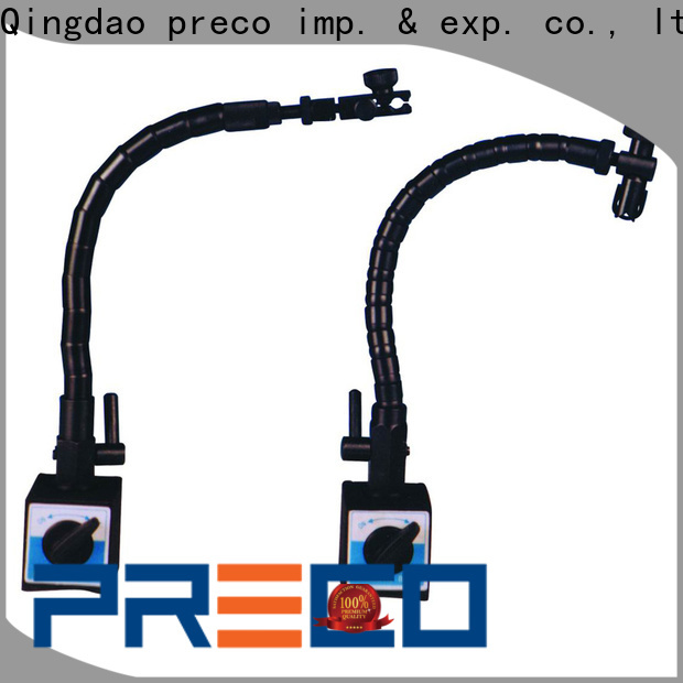 PRECO mini magnetic indicator base manufacturers for dial indicators