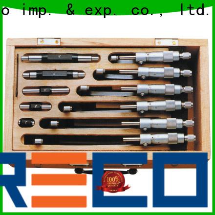 PRECO ratchet digital micrometer price factory for depth measurements