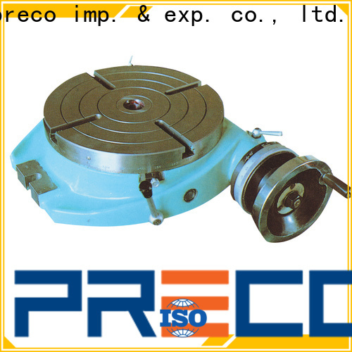 PRECO wholesale mill rotary table hot sale for milling machine
