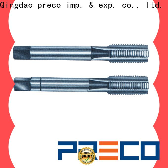 PRECO unc tap for factory