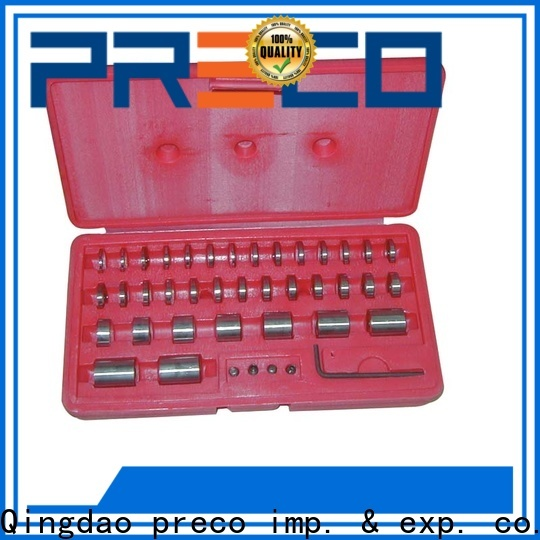 PRECO hot sale custom gauge blocks for workshop