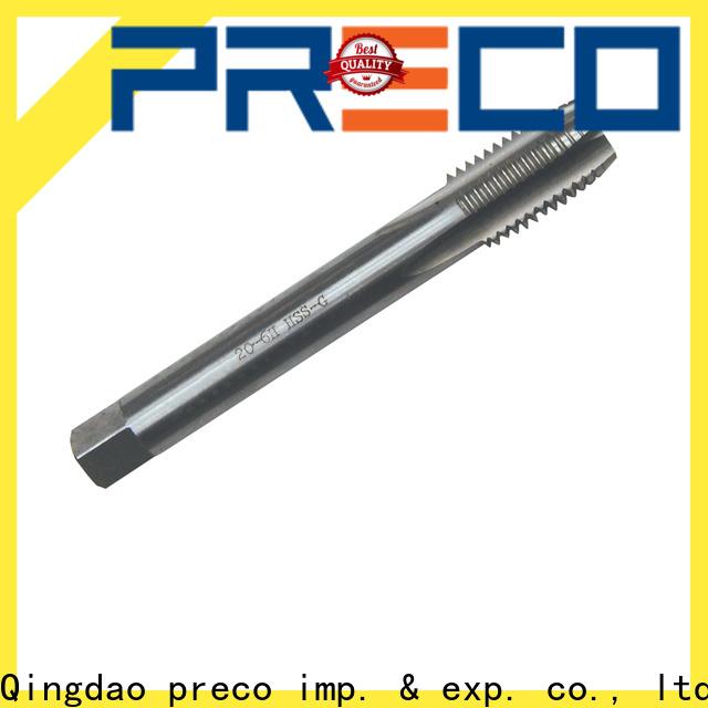 PRECO unc tap set company