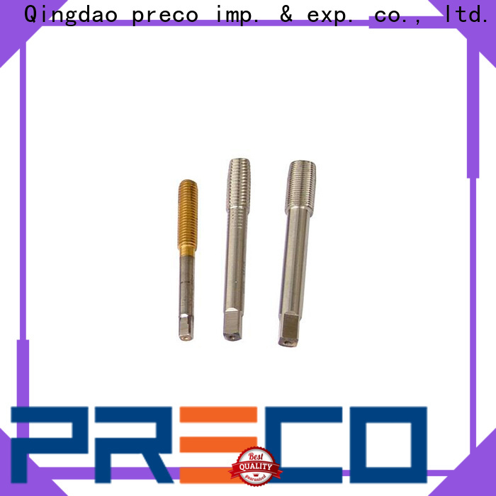 PRECO new thread tap set company for metal