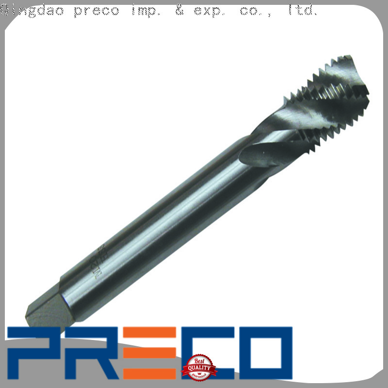 PRECO top tap chamfer company for Metal Working