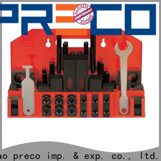 PRECO wholesale machinist clamping kit