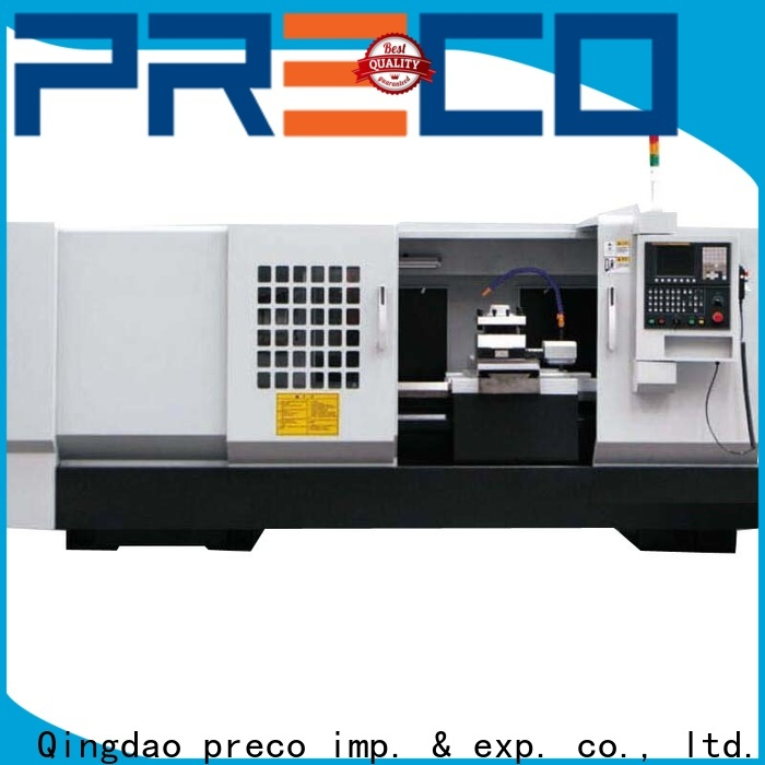 PRECO best cnc vertical milling machine factory for automotive industry
